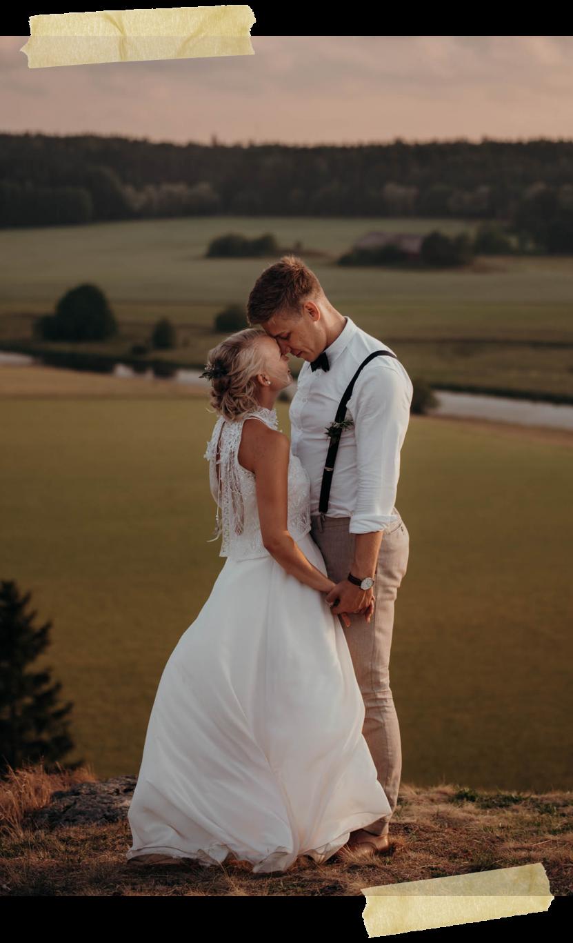 Ellen Kivistö | Bröllopsfotograf Åbo