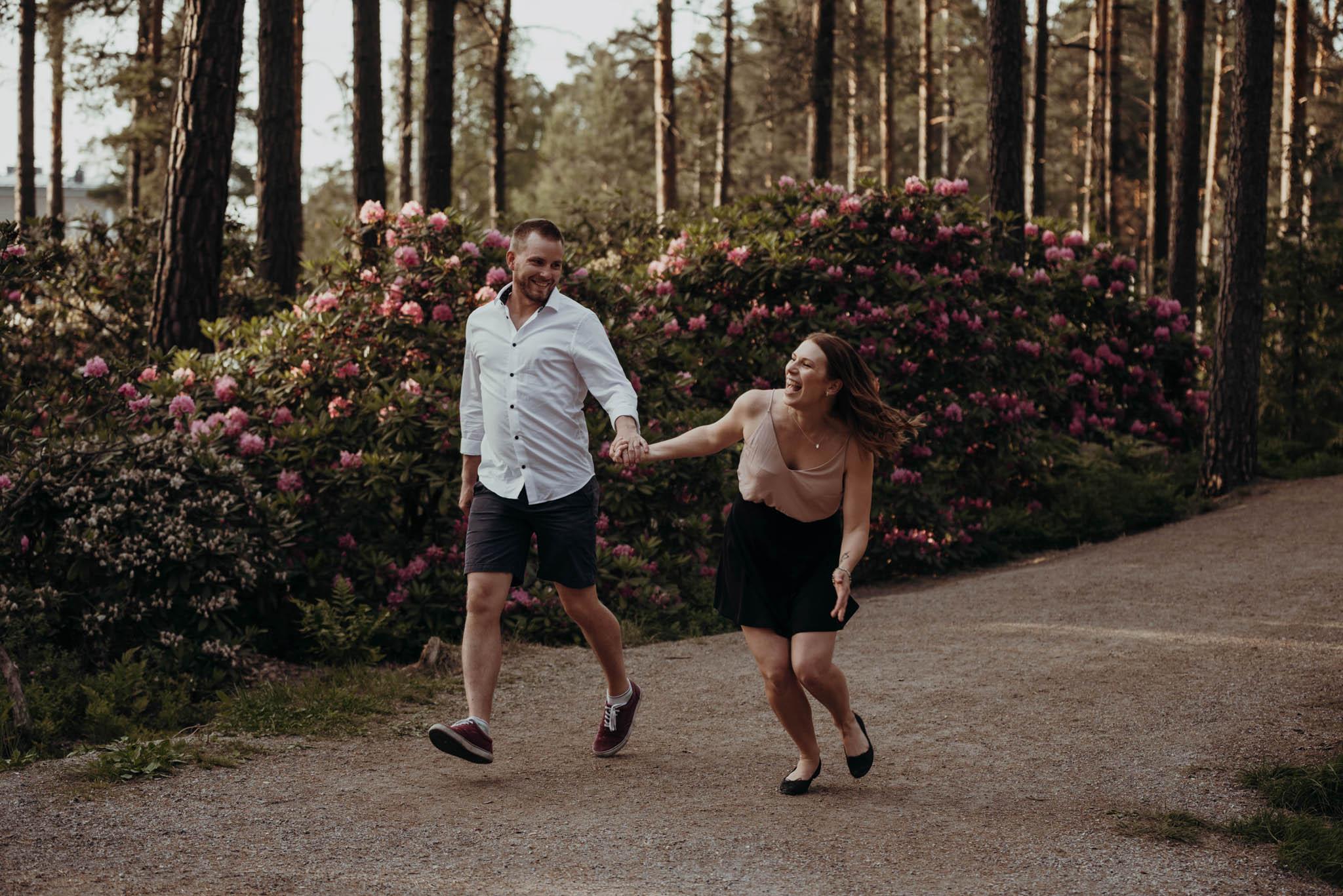 Ellen Kivistö | Parikuvaus Kihlakuvaus | Turku